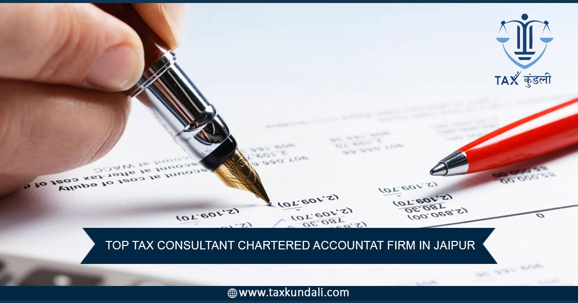 Tax Consultant Chartered Accountant