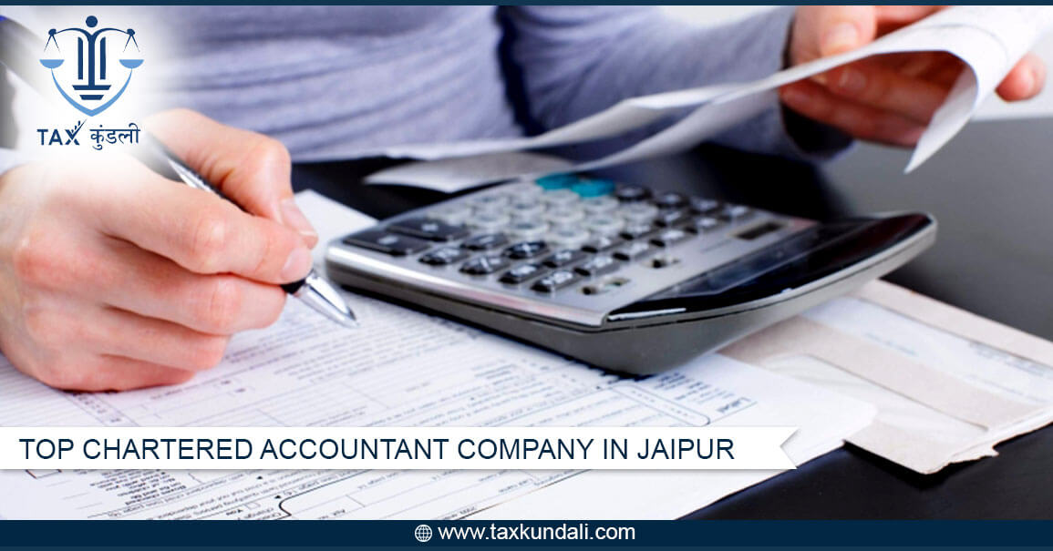Top Chartered Accountant Company in Jaipur